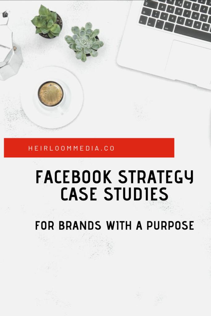 facebook case studies non-profit